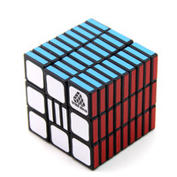 WitEden Unequal 3x3x9 II Magic Cube Professional Speed Puzzle Educational Toys for Children Intellectual 339 Rubike Cube