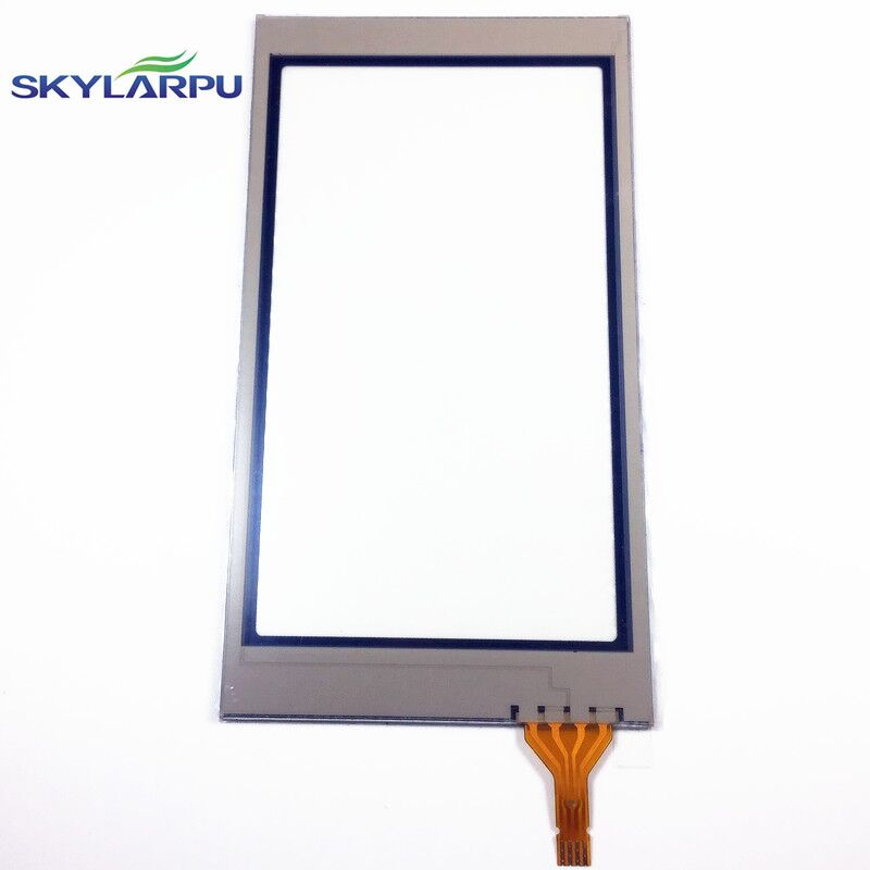 skylarpu TouchScreen for GARMIN Montana 610 610t Touch Screen Digitizer Glass Sensors panel Repair replacement Free shipping touch screen replacement module for nds lite