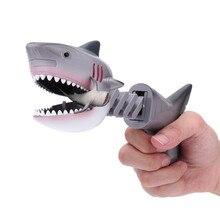 Акула фигурки животных граббер Коготь игра Snapper pick Up коготь Пинчер Новинка Детский подарок
