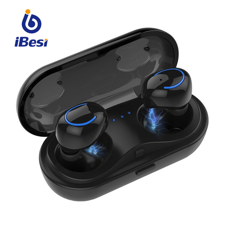 IBESI TWS IPX5 Wireless Earphone Bluetooth Earphone Mini Invisible Earphones Handfree Phonecall Suitable For Android and IOSIBESI TWS IPX5 Wireless Earphone Bluetooth Earphone Mini Invisible Earphones Handfree Phonecall Suitable For Android and IOS