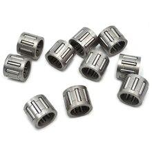 10PCS Clutch Drum Needle Bearing 10X14X12mm Kit For HUSQVARNA 36 41 136 137 141 142 Chainsaw