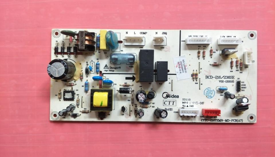 BCD-216TEMN(N)/BCD-216/236SE Good Working Tested