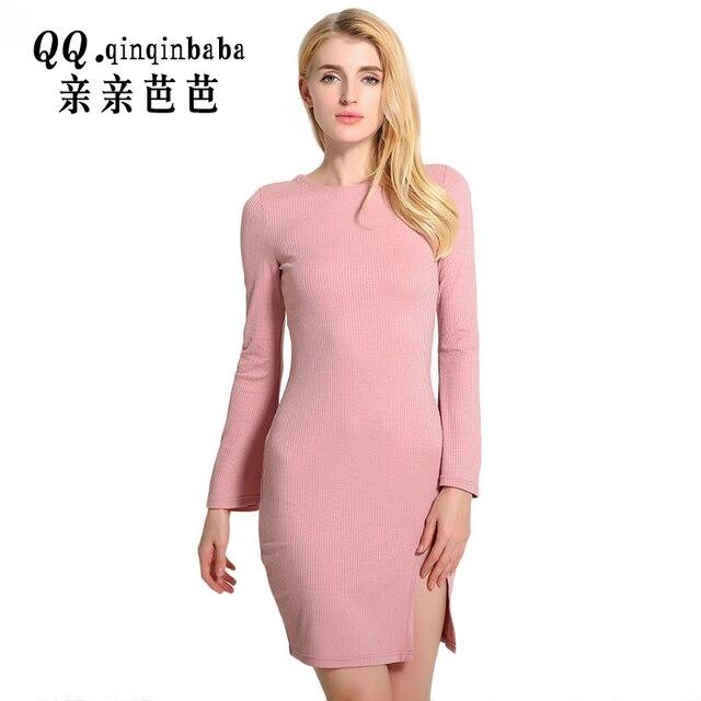 Conmemorativa de bell manga dress casual femininos crochet de ...