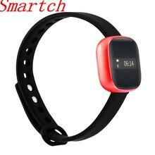 Smartch V8 Приборы для измерения артериального давления Мониторы смарт-браслет с сердечного ритма Мониторы Водонепроницаемый Bluetooth Smart Браслет для IOS Android