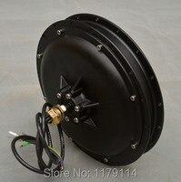 free shipping!High Quality E bike spoke motor 48Volt 1000W Brushless DC Hub Motor 48v 1000w electric bike motor