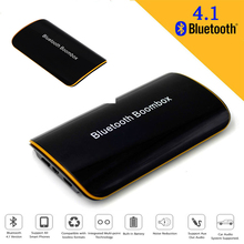 B2 Wireless Stereo Bluetooth 4.1 EDR Receiver Audio Music Box with Mic 3.5mm RCA for Speaker Car AUX Home Audio System Devices