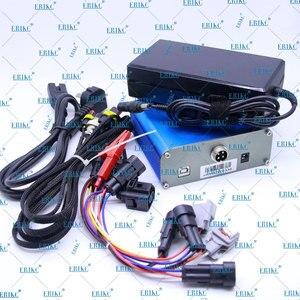 Image 3 - ERIKC CRI800 ve S60H yüksek basınçlı enjektör test cihazı kiti çok fonksiyonlu dizel USB enjektör test cihazı enjektör meme test cihazı
