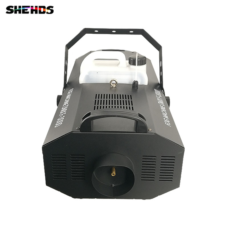 Wireless Remote Control 3000W Smoke Machine DJ Stage Effect Professional LED Stage Equipment Fog Machine for Christmas/Wedding цена 2017