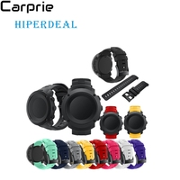 DATA NEW Wholesale Price New Fashion Sports Silicone Bracelet Strap Band For Suunto Ambit3 Vertical Top