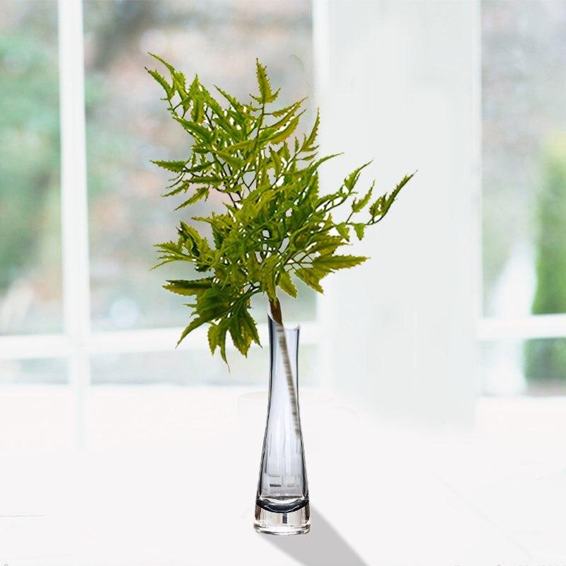 1 Bos 28 Cm Lengte Groen Simulatie Planten Fake Plant Home Office Tafel Decoratieve Hotel Restaurant Achtergrond Accessoires 6z