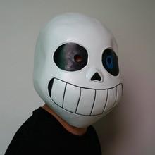 Cosplay Costumes COOL Halloween Skull SKELETON Carnival Child Headgear Kid Undertale