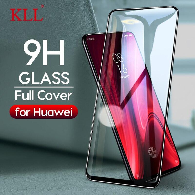 9H Full Cover Tempered Glass For Xiaomi Redmi K20 Pro Mi 9T Pro 9X Glass For Redmi 7A Note 7s Y3 Pro 2 Screen Protector Film