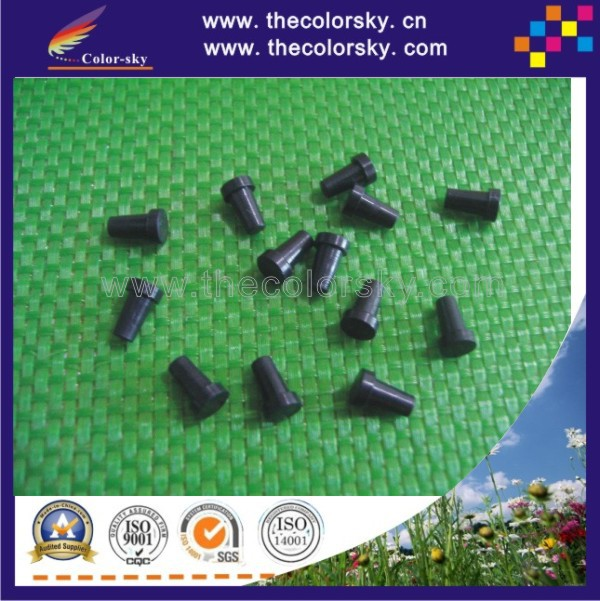 (E-C80) sealing fill hole rubber plug for Epson C80 C 80 plug cartridge with chip 6*5mm 0.075g/pc 200pc/lot