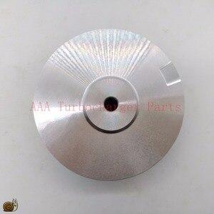 Image 3 - T04B/T04E Turbo części koło sprężarki 45.8x70mm, ostrza 8/8 dostawca AAA części turbosprężarki