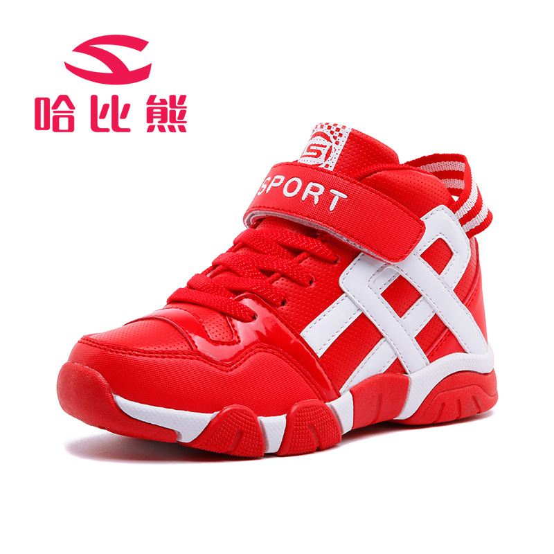 Winter Warm Kids Boys Sneakers Girls Boots Plush Casual Sports Shoes Lightweight Shock-Resistant Kids Girls Running Sneakers babaya new children sport shoes casual pu leather white running shoes for 4 12 years old boys and girls kids sneakers size 26 37