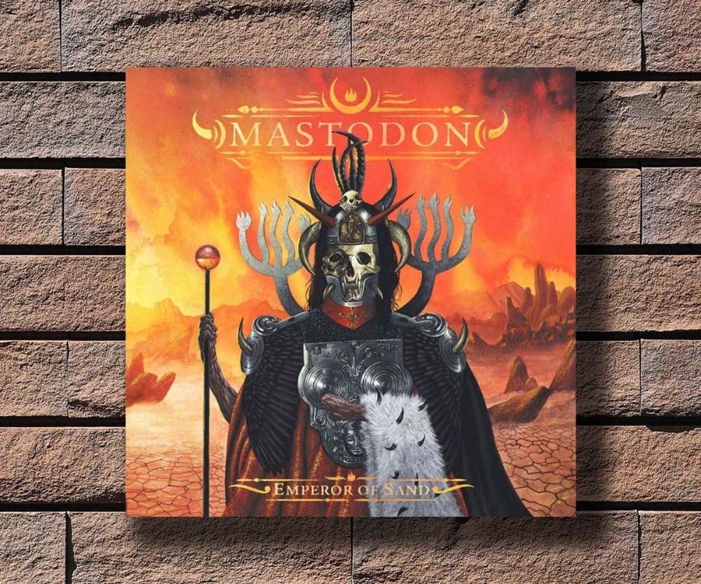 Mastodon poster wall art home decoration photo print 24x24 inches