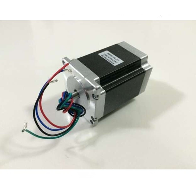 1PC Stepper Motor Nema17 1.8° 2.5A 70oz-in 2 phase 4wires 5mm Dual Shaft