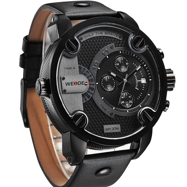 aliexpress com buy fashion sport watch men luxury brand sports aliexpress com buy fashion sport watch men luxury brand sports watches military quartz leather strap watch clock relogios outdoor wristwatches from
