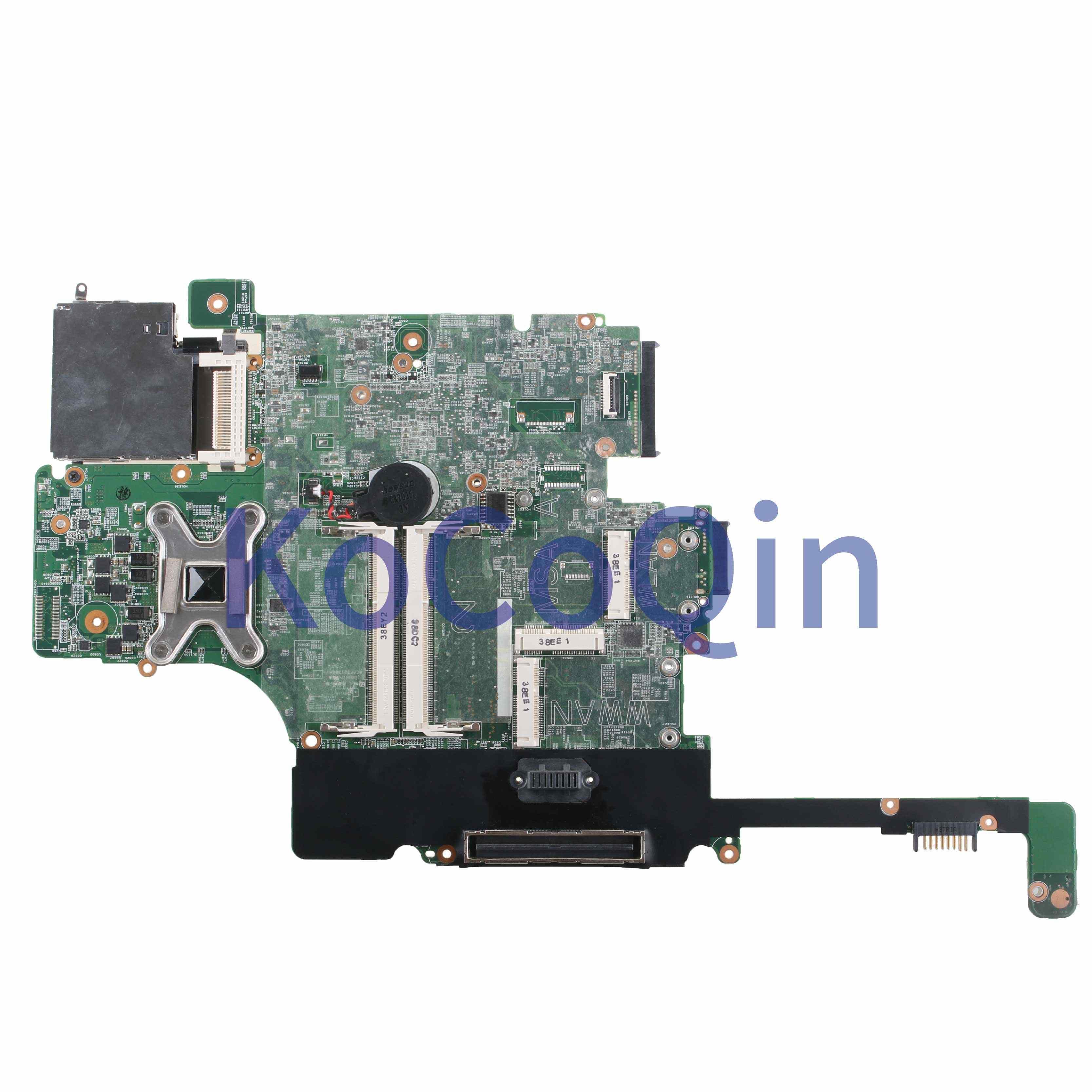 KoCoQin האם מחשב נייד עבור HP Elitebook 8570W 4 ram חריץ Core SLJ8A Mainboard 690643-001 690643-601 695956-001 010176600