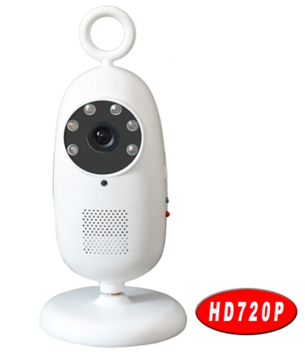 ФОТО HD 720p Video Babyphone Wireless Remote Control Baby Monitor With Night Vision & Voice WIFI Network IP Camera
