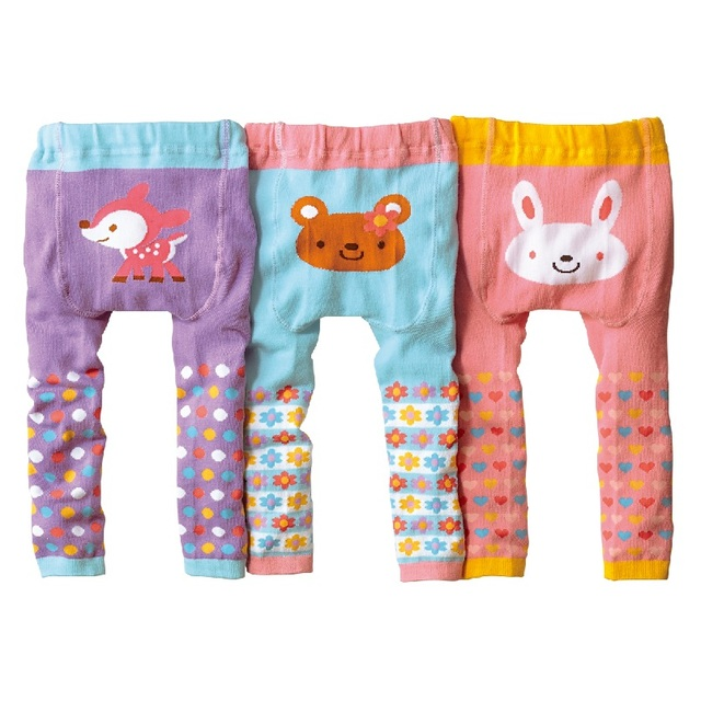 2018 Autumn Baby pants Long Trousers baby girls leggings newborn clothes boy harem pant baby clothing girl Tights 2