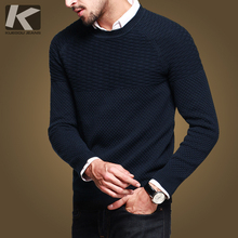Free shipping New Autumn Fashion Casual O-Neck knitted Mens Sweaters And Pullovers 16855