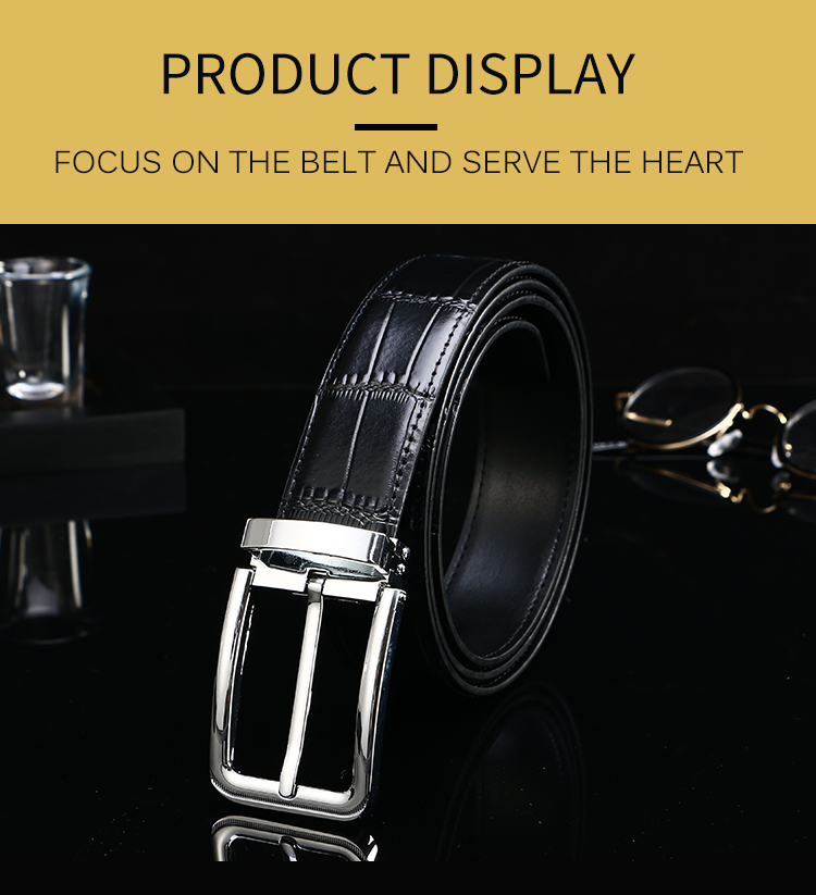 Wide Full Leather Belt,4mm Thick Leather New 5 Cm