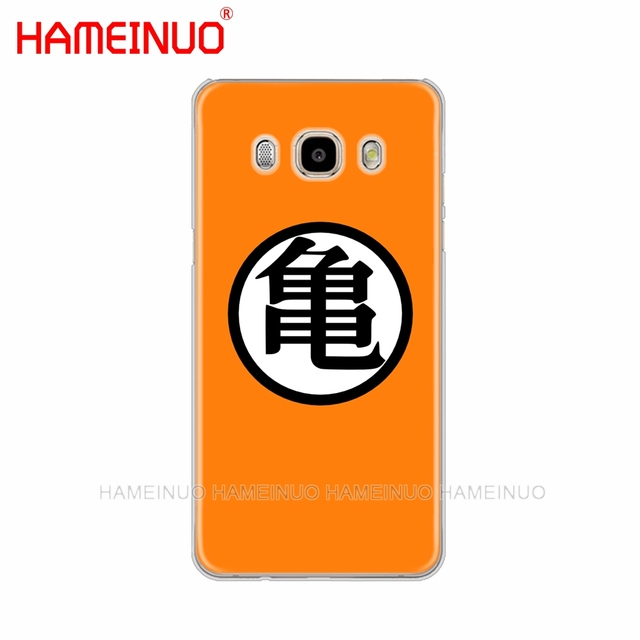 HAMEINUO Dragon Ball Saiyan Goku logo yellow cover phone case for Samsung Galaxy J1 J2 J3 J5 J7 MINI ACE 2016 2015 prime