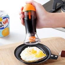 Salad Tools FDA  Oil Cruets Mister Soy Sauce Vinegar Sprayer Seasoning Bottle BBQ Cooking Tools