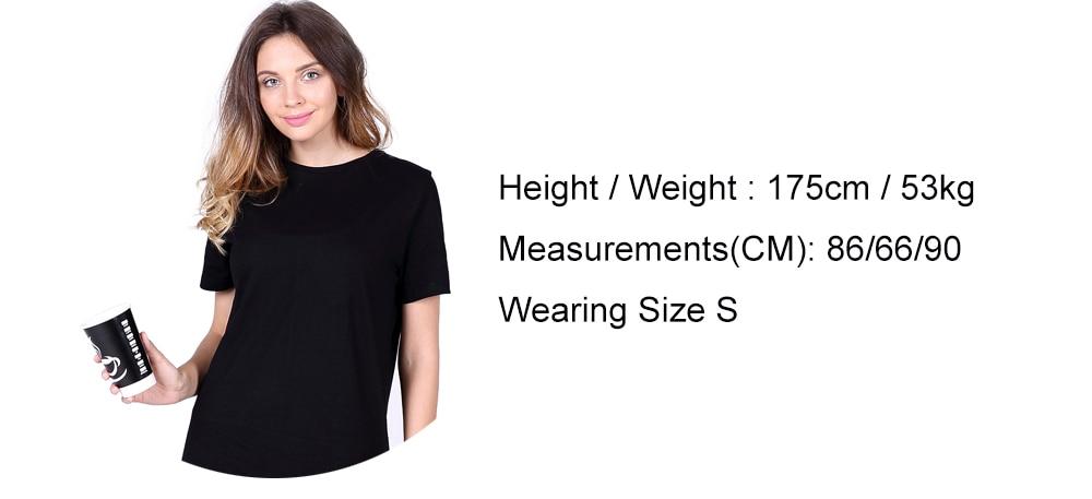 6bdd7670666 Acheter Casual T Shirt Ample Robe Summer Style Femmes Vêtements ...