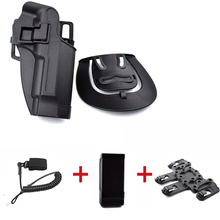 Tactical Beretta M9 92 96 Gun Holster With Accessories Hunting Airsoft Police Belt Case Magazine Pouch