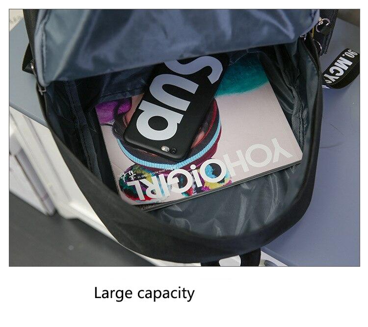 HTB18KH6B5CYBuNkSnaVq6AMsVXa3 Backpacks Brand Women Simple Flamingo Printing Backpack For Teenage Girls Laptop School Bags Mochila 2019