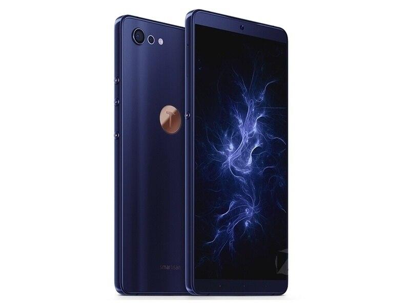 Оригинальный Новый разблокированный смартфон Smartisan Nut Pro 2S мобильный телефон 6,01 дюйма 6 ГБ ОЗУ 64 Гб Две SIM-карты Snapdragon 710 Восьмиядерный телефон...