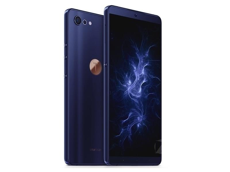 Original nouveau déverrouillage Smartisan écrou Pro 2 S téléphone Mobile 6.01