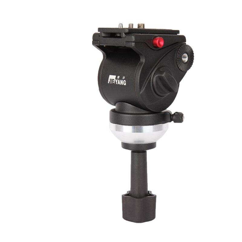 bilder für JY0508AH Videokamera Flüssigkeit Stativkopf/Jieyang Hydraulische Kopf Für Slider/Panorama Hydraulische Kopf/Schüssel Durchmesser 65mm