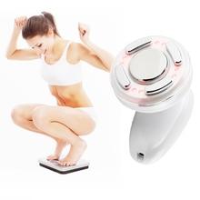 Ультразвуковой массажер для похудения для тела ems миостимулятор похудеть радио частота RF талии ноги живот устройство для похудения
