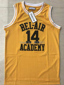 9bb2020dfbe5 Carlton Fresh Prince of Bel-Air Will Smith 14 Basketball Jersey