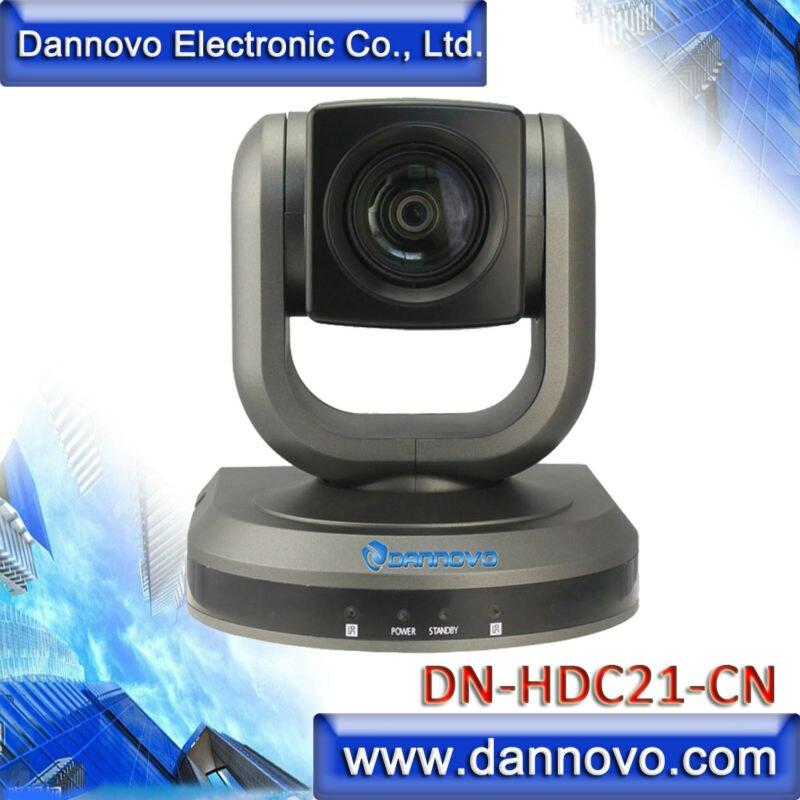 DANNOVO Full HD камера для видеоконференции, 20x оптический зум, HD SDI DVI HDMI Ypbpr выходы, потолочное крепление