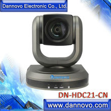 DANNOVO Full HD Video Conference Camera, 20x Optical Zoom, HD-SDI DVI HDMI Ypbpr Outputs,Ceiling Mount