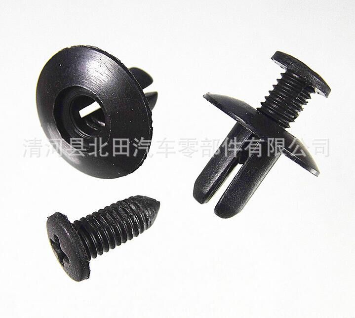 Car styling buckle clip Screw mandrel For Ford focus VW Volkswagen JETTA MK6 GOLF 5 6 7 skoda fabia Chevrolet Cruze