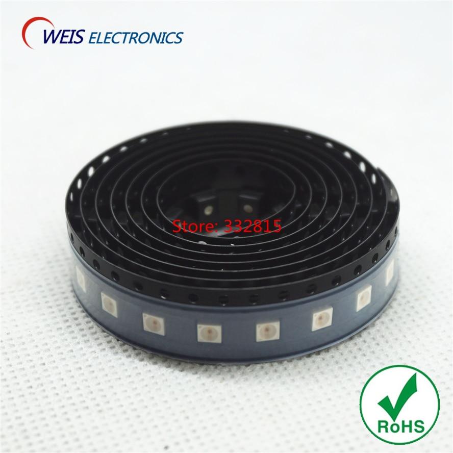 100PCS LR G6SP LRG6SP LR G6SP-CBEA-1-1 PLCC-6 3528 RED LED ROHS Free Shipping