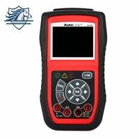 Top Venda Original Autel AutoLink AL539 OBD2/CAN Scan ferramenta Ferramentas de Diagnóstico de Carro OBD 2 Scanner Internet Update Multilingual Menu