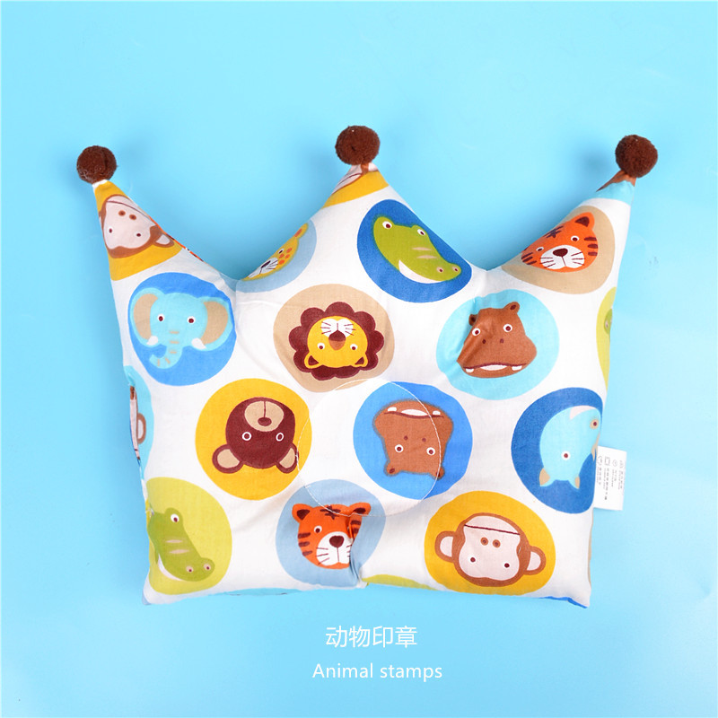 Baby Pillow Newborn Anti Roll Mother & Kids Baby Bedding Anti Flat Head Baby Pillow Decoration Room Kid Nursing Shaping Pillow (17)