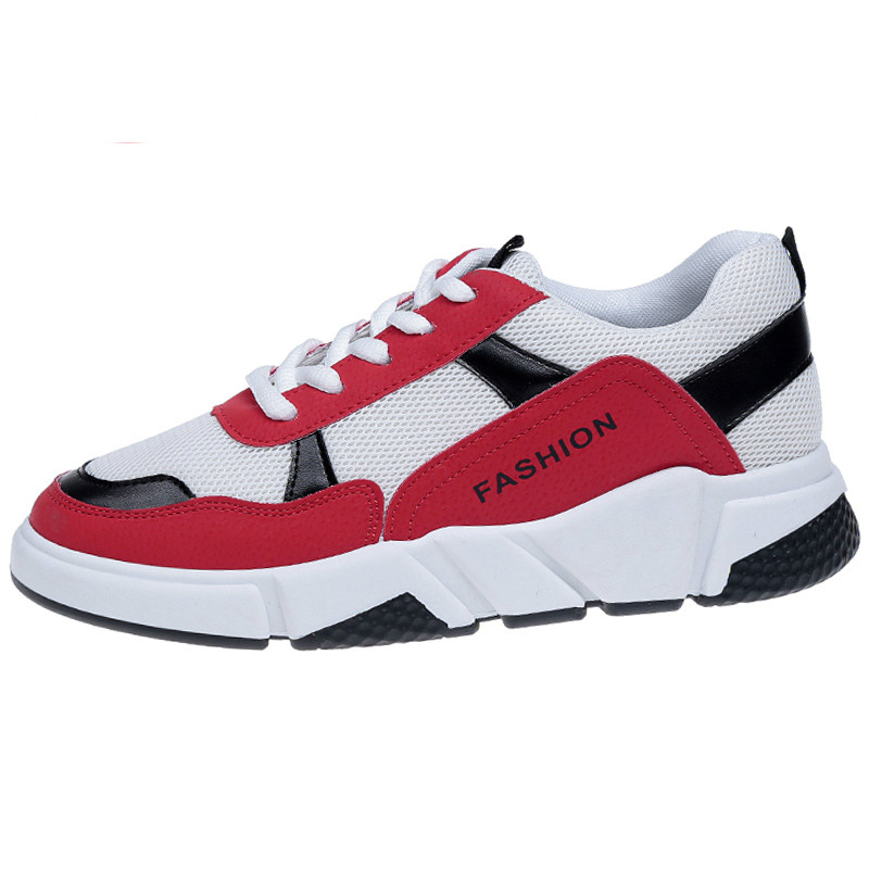Delicacy Womens Shoes Spring 2018 New Models Breathable Mesh Shoes Comfortable And Wearable Outdoor Womens Shoes latest fashio