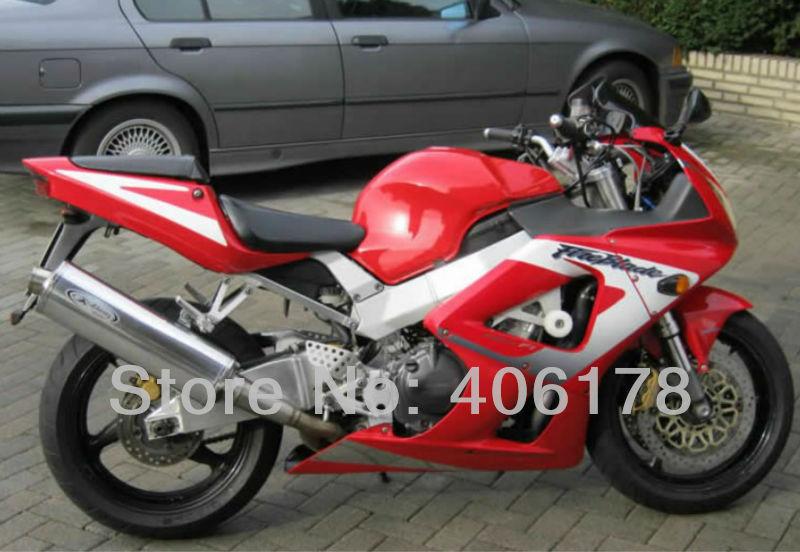 Горячие продаж,00 01 ЦБ РФ 929 Обтекатели для Honda CBR900RR CBR929RR 2000-2001 красный и белый мотоциклов Обтекатели (литье под давлением)