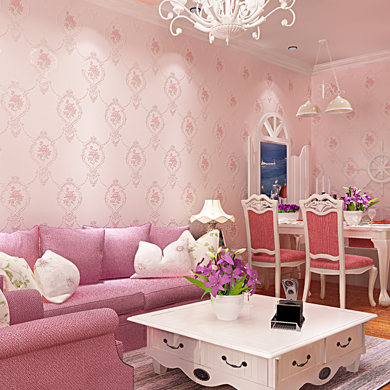 Fashion Rustic Wallpaper 3D Non-woven Wallpapers Pastoral Floral Wall Paper Mural Design Bedroom Wallpaper Contact Home Decor fashion rustic wallpaper 3d non woven wallpapers pastoral floral wall paper mural design bedroom wallpaper contact home decor
