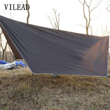 VILEAD Outdoor Multifunction Awning Durable Sun Shelter Shading Cloth Velaria Canopy Waterproof Camping Mat for Picnic