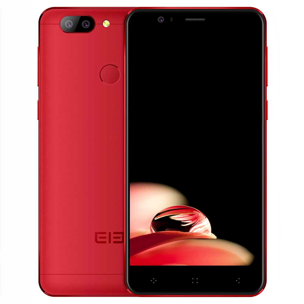 Elephone P8 Mini 4G Mobile Phone 5.0 Inch 4GB+64GB Android 7.0 MTK6750T Octa Core 1.5GHz FHD13.0MP+2.0MP Dual Camera Smartphone