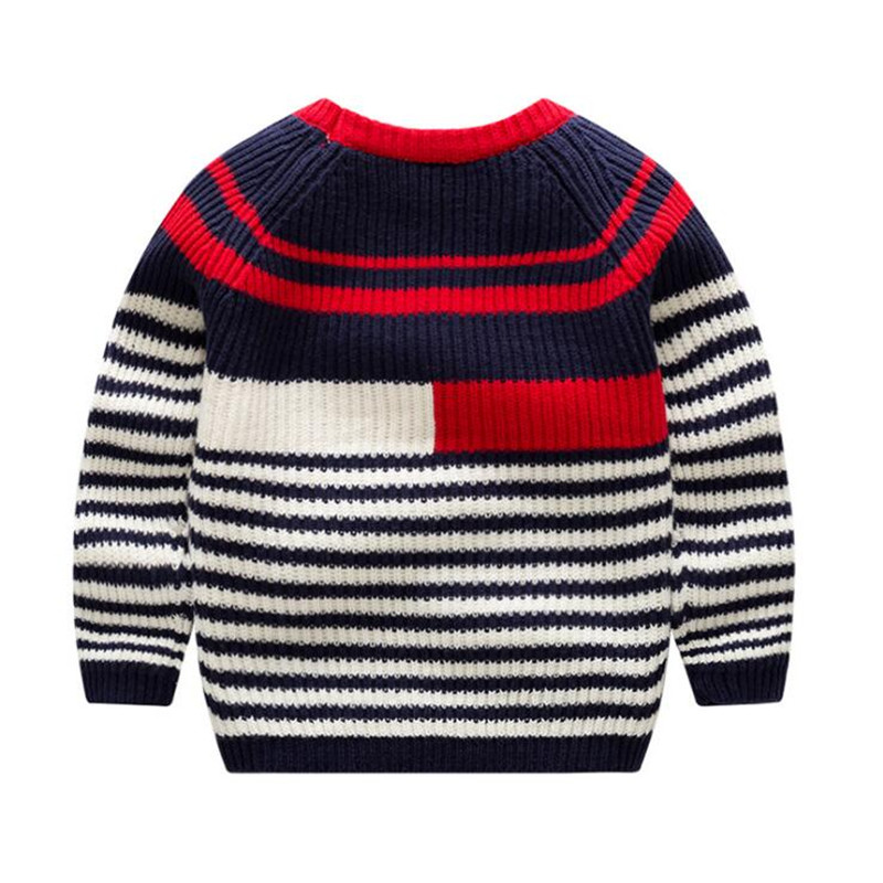 9453edea20eb ARISONBELAE Baby Sweater Children Clothing Horizontal Stripes ...