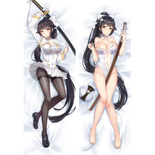 Anime Game Azur Lane pillow Covers Azur Lane Dakimakura case Sexy girls 3D Double-sided Bedding Hugging Body pillowcase AL01A(China)